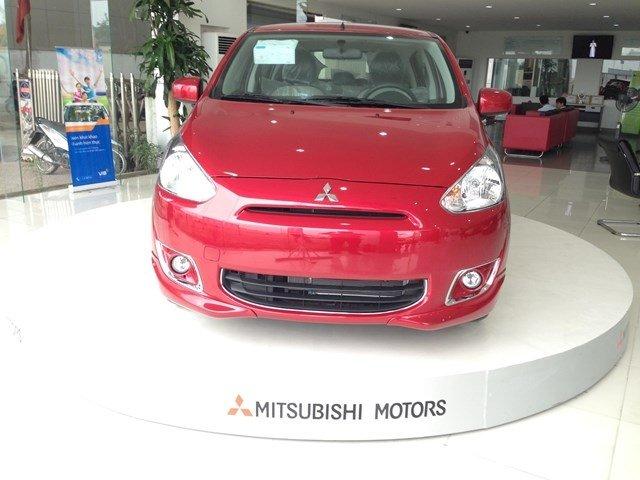 Bán xe Mitsubishi Mirage  2014 mới tại Hà Nội giá 440 Triệu-2