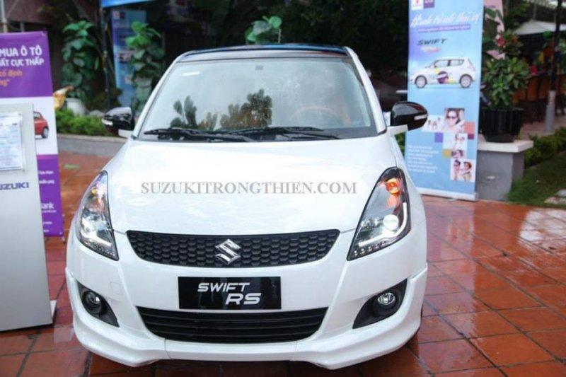 Bán xe Suzuki Swift B 2014 mới tại Hải Phòng giá 559 Triệu-4