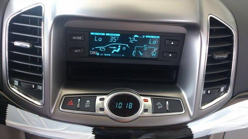 Bán xe Chevrolet Captiva LTZ 2014 mới tại Hà Nội giá 920 Triệu-2