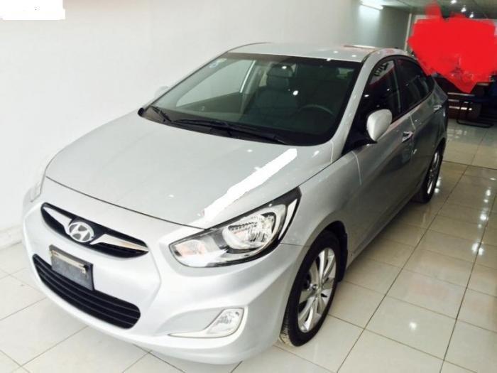 Bán xe Hyundai Accent  2012 cũ tại Hà Nội giá 540 Triệu-0