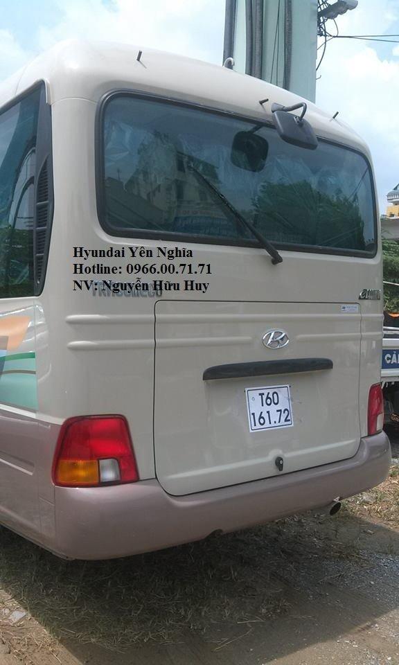 Bán xe Hyundai County Limosine 2014 mới tại Hà Nội giá 1 Tỷ 320 Triệu-1
