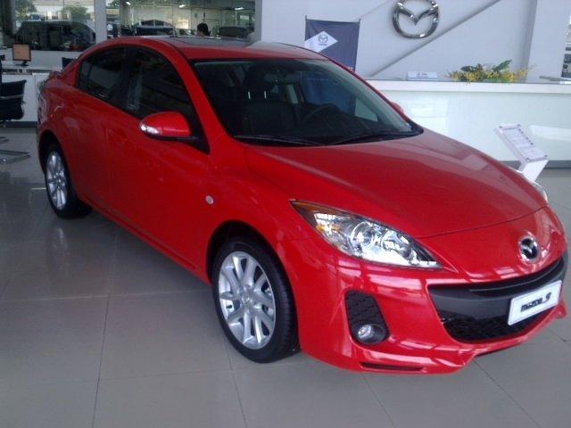 Bán xe Mazda 3 AT 1.6  2014 mới tại Hà Nội giá 694 Triệu-0