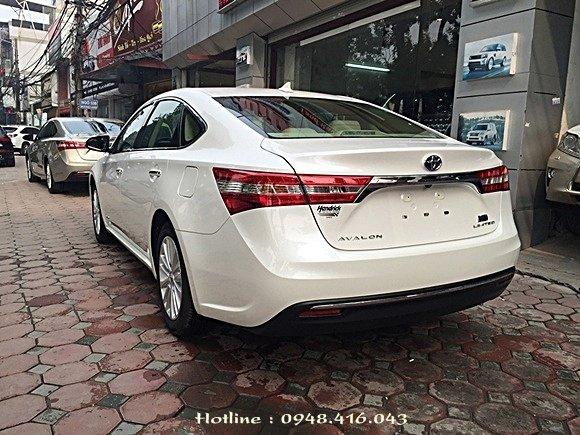 Bán xe Toyota Avalon Limited 2015 mới tại Hà Nội giá 2 Tỷ 333 Triệu-5