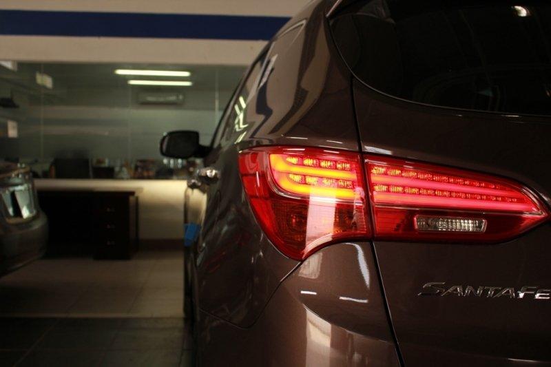 Bán xe Hyundai Santa Fe  2014 mới tại TP HCM giá 1 Tỷ 398 Triệu-4