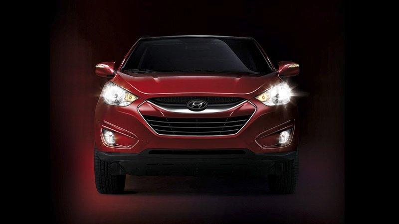 Bán xe Hyundai Tucson  2014 mới tại Hà Nội giá 912 Triệu-8