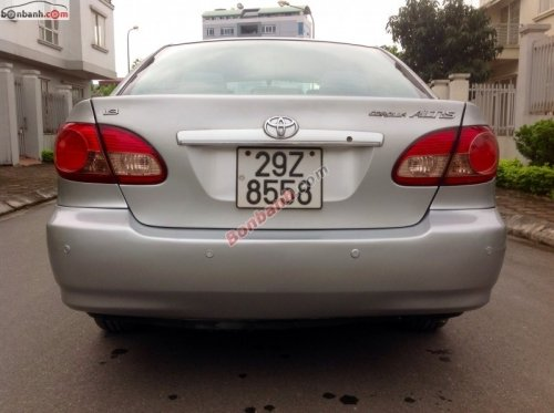 Bán xe Toyota Corolla 1.8G 2007 cũ tại Hà Nội giá 528 Triệu-4