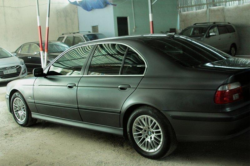 Bán xe BMW 5 Series 525i 2003 cũ tại TP HCM giá 400 Triệu-7