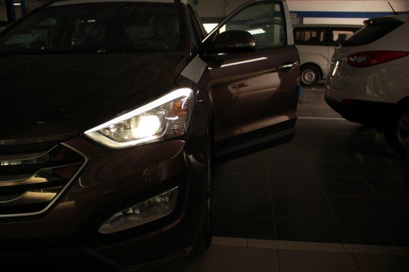 Bán xe Hyundai Santa Fe  2014 mới tại TP HCM giá 1 Tỷ 398 Triệu-5