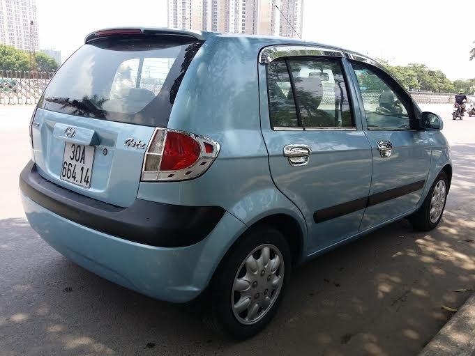 Bán xe Hyundai Getz  2008 cũ tại Hà Nội giá 280 Triệu-2