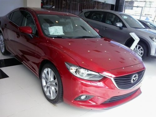 Bán xe Mazda 6 2014 2014 mới tại Quảng Ngãi giá 1 Tỷ 124 Triệu-4