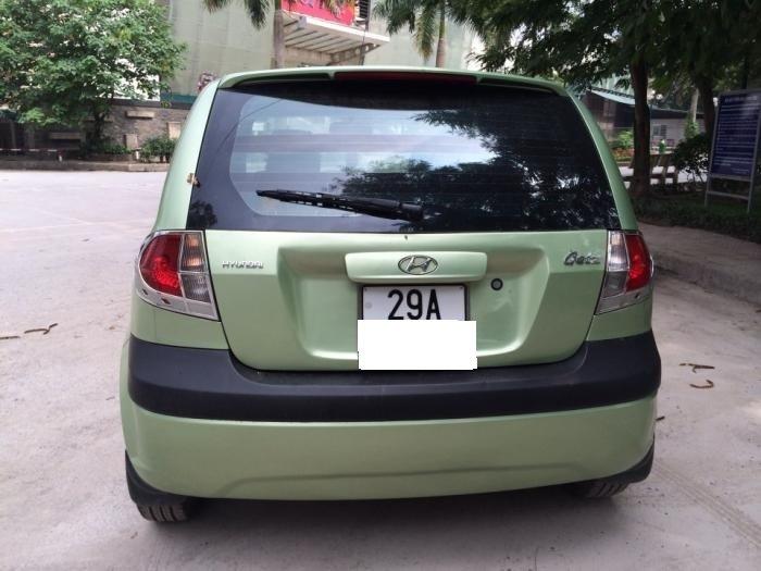 Bán xe Hyundai Getz  2009 cũ tại Hà Nội giá 325 Triệu-3