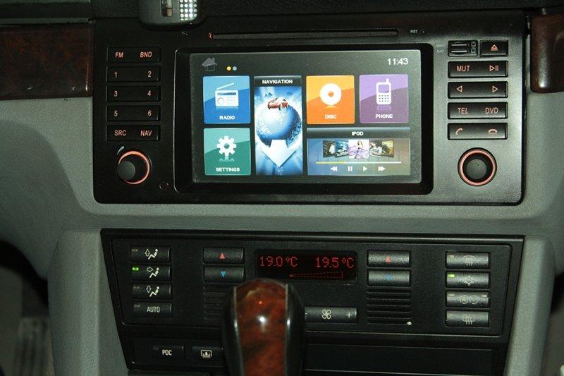 Bán xe BMW 5 Series 525i 2003 cũ tại TP HCM giá 400 Triệu-5