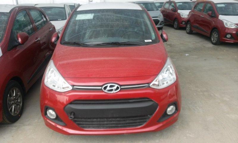 Bán xe Hyundai i10 Grand i10  2014 mới tại TP HCM giá 450 Triệu-6