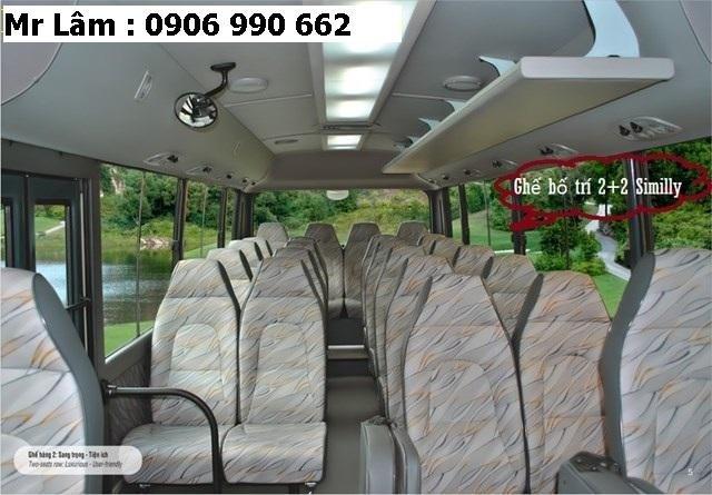 Bán xe Hyundai County huyndai 2014 mới tại Bình Dương giá 1 Tỷ 50 Triệu-2