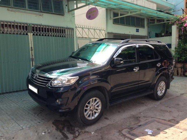 Bán xe Toyota Fortuner G 2013 cũ tại TP HCM giá 870 Triệu-0