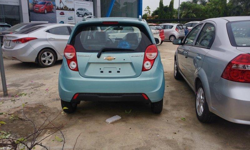 Bán xe Chevrolet Spark LT 2014 mới tại Hà Nội giá 340 Triệu-2