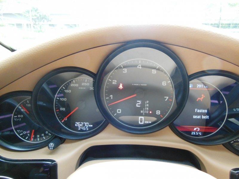 Bán xe Porsche Panamera  2011 cũ tại TP HCM giá 3 Tỷ 290 Triệu-6