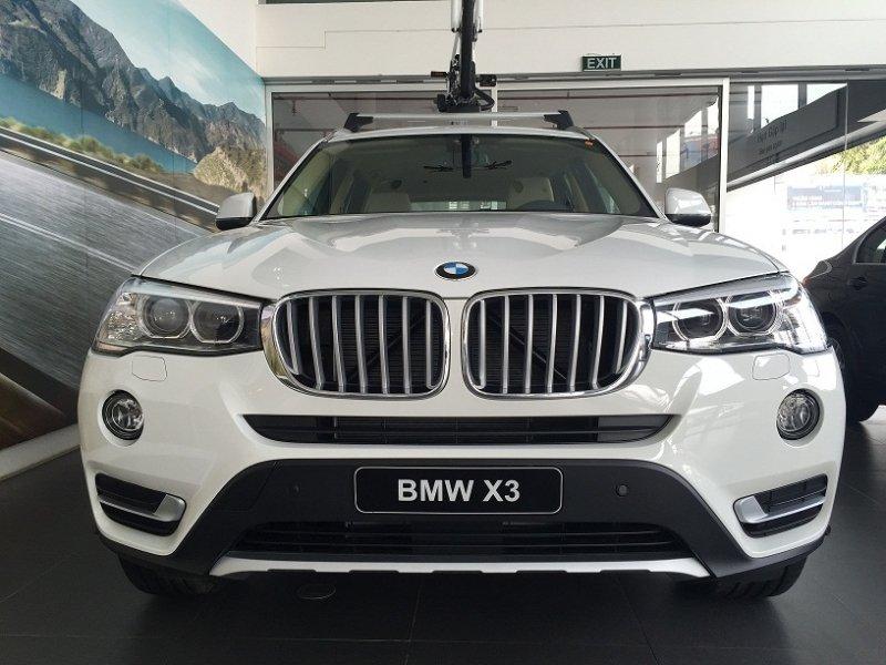 Bán xe BMW X3  2014 mới tại Hà Nội giá 2 Tỷ 148 Triệu-0