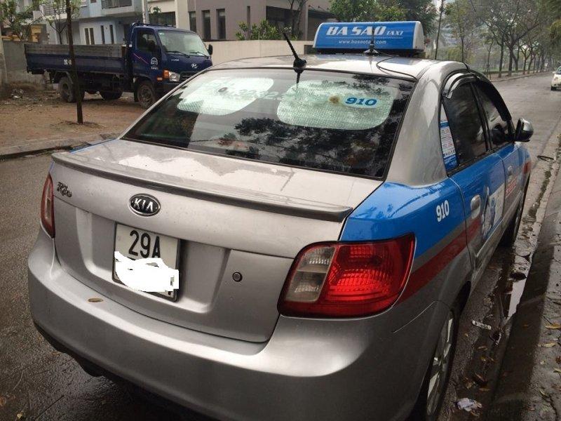 Bán xe Kia Rio  2011 cũ tại Hà Nội giá 460 Triệu-4