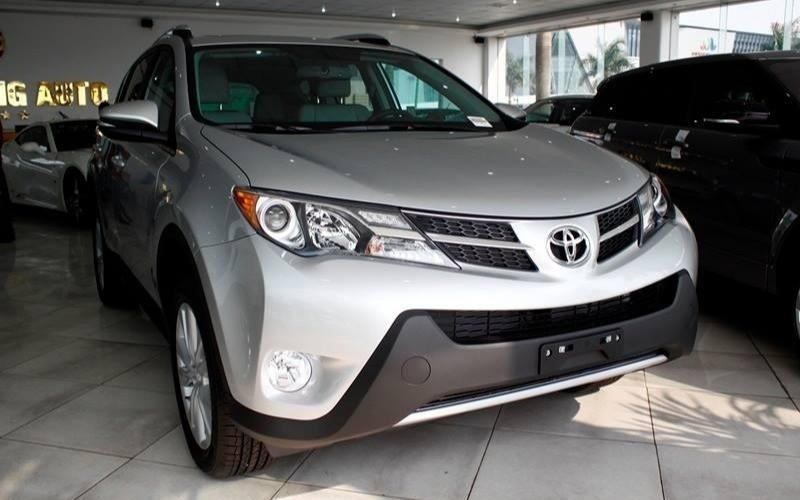 Bán xe Toyota RAV4 Limited 2015 mới tại Hà Nội giá 2 Tỷ 1 Triệu-2