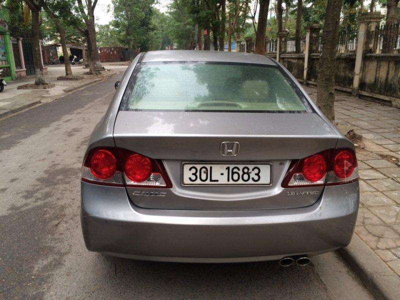 Bán xe Honda Civic  2008 cũ tại Hà Nội giá 540 Triệu-1