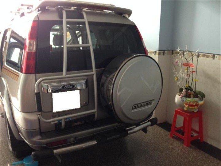 Bán xe Ford Everest  2008 cũ tại TP HCM giá 497 Triệu-9