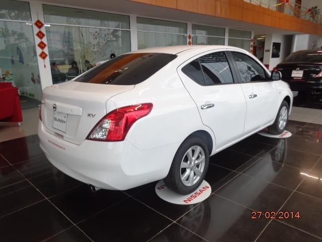 Bán xe Nissan Sunny XV 2014 mới tại Hà Nội giá 545 Triệu-4