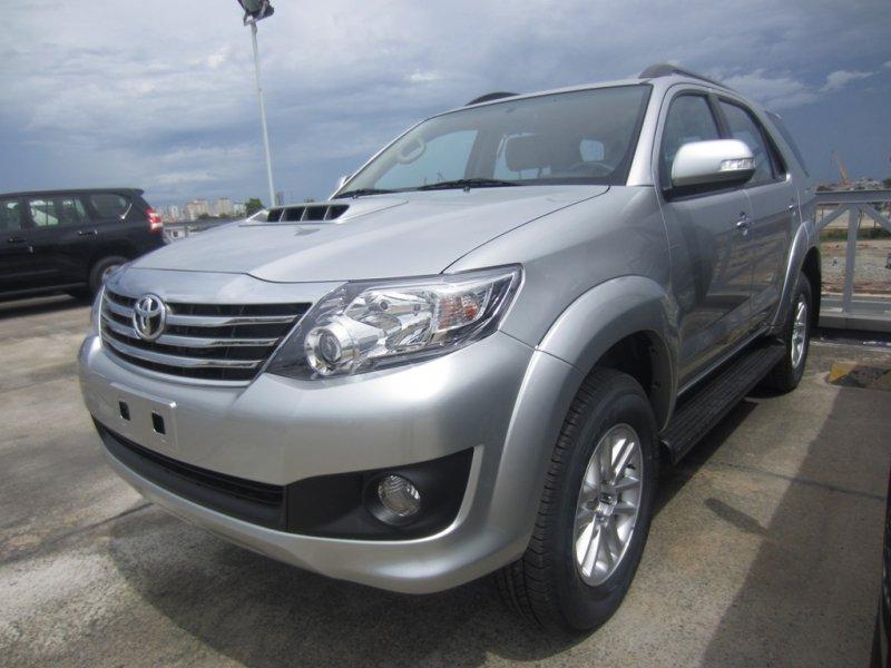 Bán xe Toyota Fortuner G 2.5 2014 mới tại TP HCM giá 890 Triệu-1