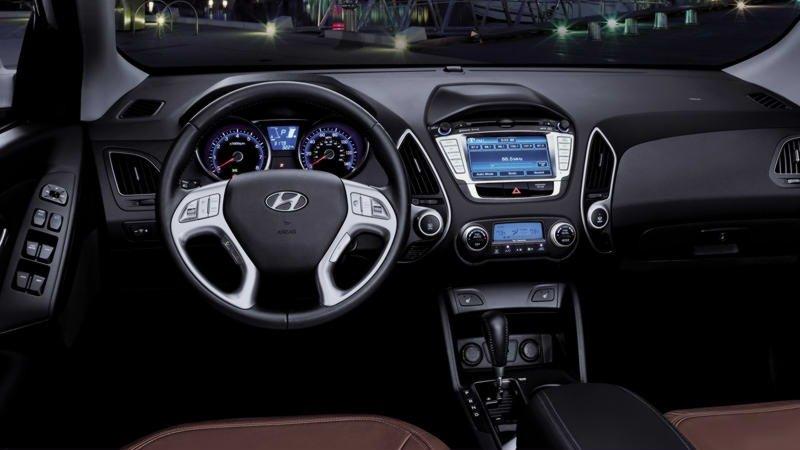 Bán xe Hyundai Tucson  2014 mới tại Hà Nội giá 912 Triệu-5