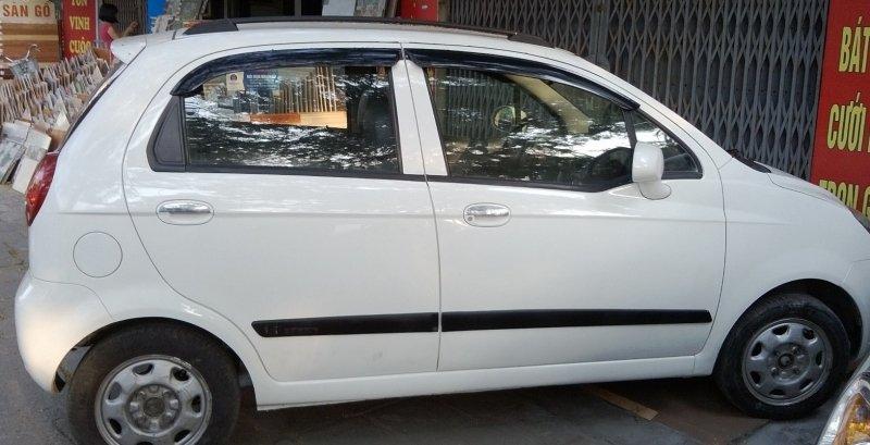 Bán xe Chevrolet Spark LX 2009 cũ tại Hải Phòng giá 158 Triệu-4