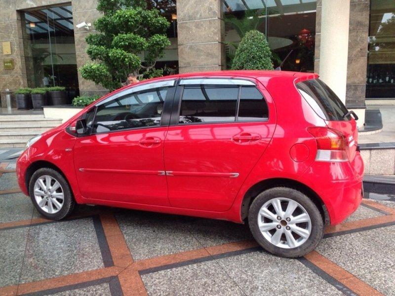 Bán xe Toyota Yaris G 2011 cũ tại TP HCM giá 579 Triệu-1