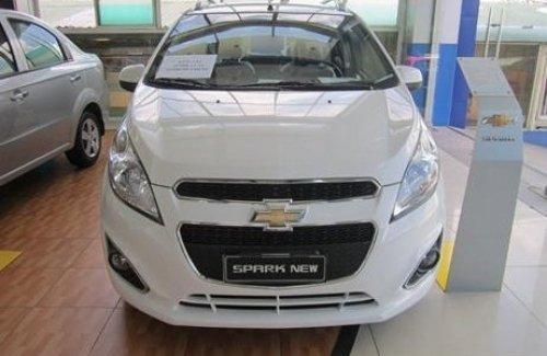 Bán xe Chevrolet Spark LS, LTZ 2015 mới tại TP HCM  -0