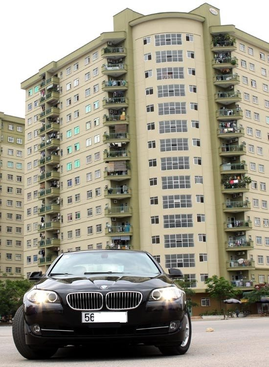 Bán xe BMW 5 Series  2013 cũ tại TP HCM giá 2 Tỷ 300 Triệu-0