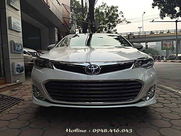 Bán xe Toyota Avalon Limited 2015 mới tại Hà Nội giá 2 Tỷ 333 Triệu-1