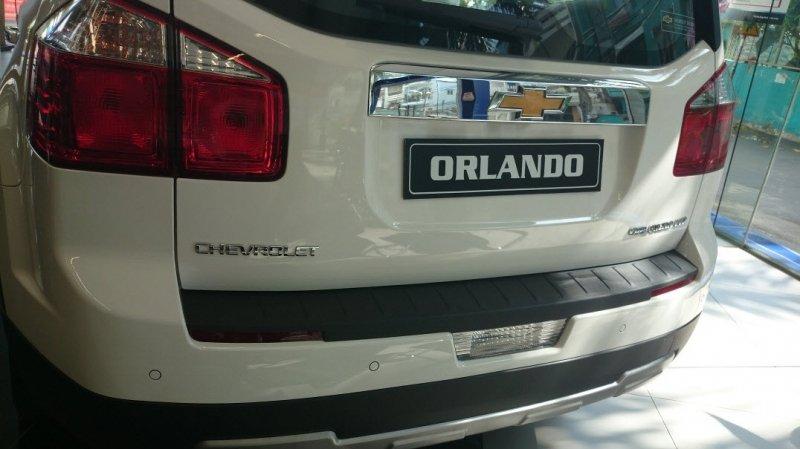 Bán xe Chevrolet Orlando LTZ 2014 mới tại TP HCM giá 728 Triệu-4