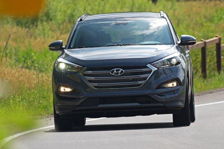 Đánh giá xe Hyundai Tucson 2016 3