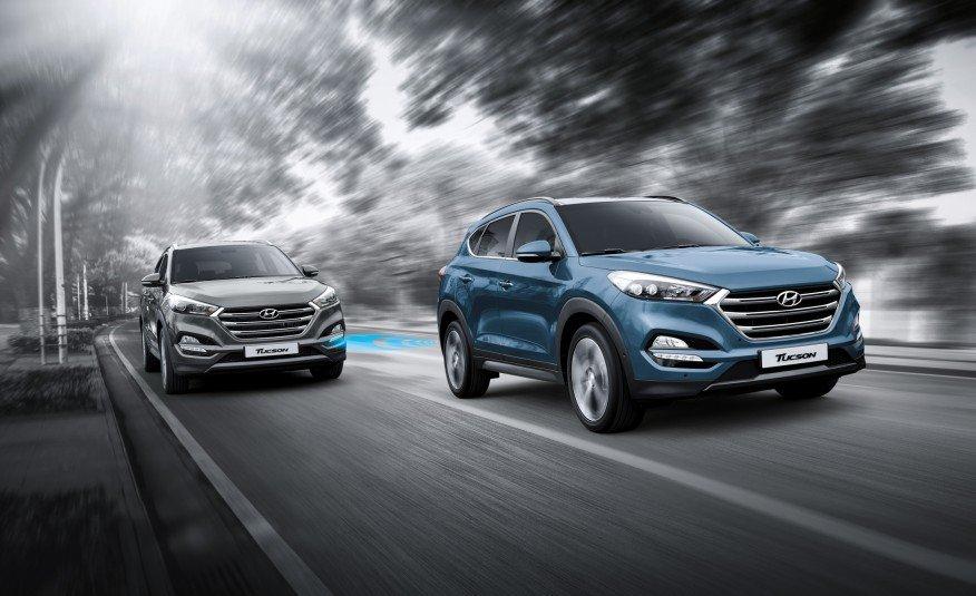 Đánh giá xe Hyundai Tucson 2016 1