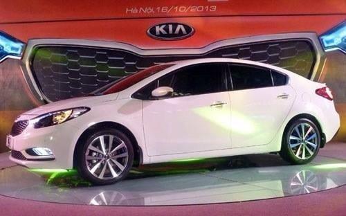 Bán xe Kia K3 C 2014 mới tại Quảng Trị giá 598 Triệu-0