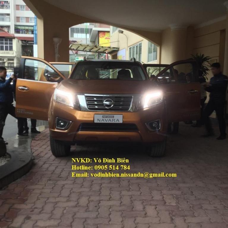 Bán xe Nissan Navara  2015 mới tại Đà Nẵng giá 645 Triệu-1