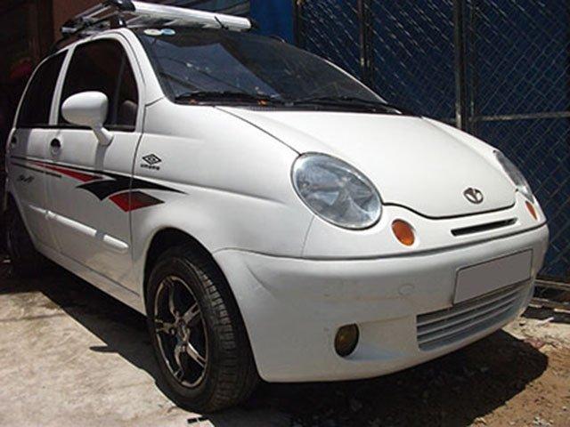 Bán xe Daewoo Matiz se 2007 cũ tại TP HCM giá 165 Triệu-1