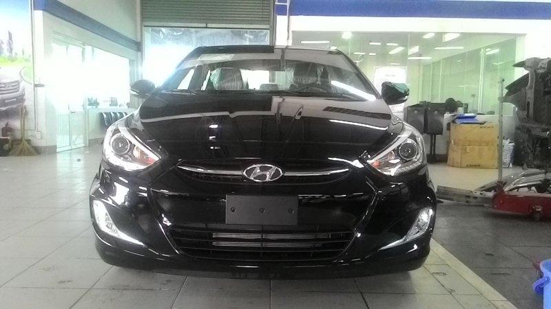 Bán xe Hyundai Accent  2015 mới tại TP HCM giá 550 Triệu-0