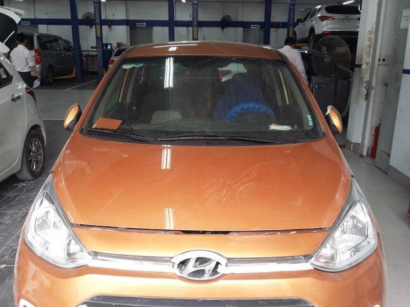 Bán xe Hyundai i10  2015 mới tại TP HCM giá 457 Triệu-0