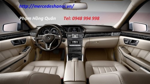 Bán xe Mercedes Benz E class E250 2014 mới tại Hà Nội giá 2 Tỷ 152 Triệu-1