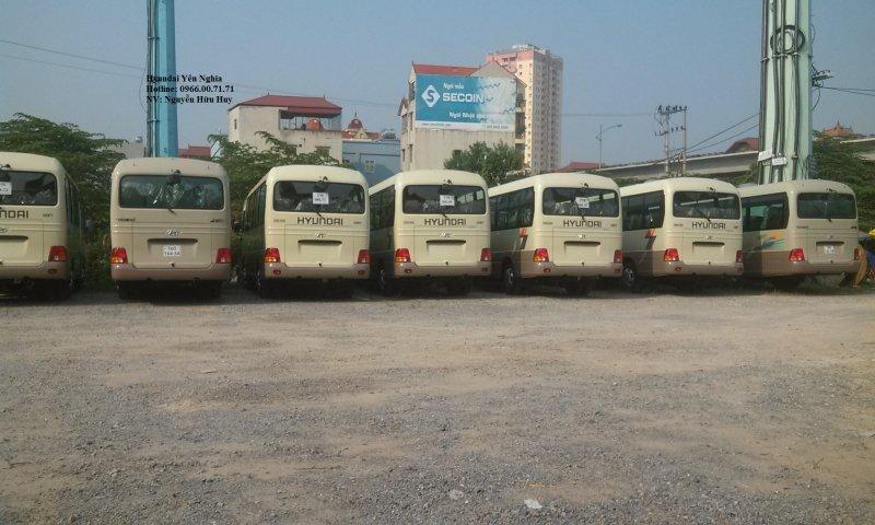 Bán xe Hyundai County 2014 2015 mới tại Hà Nội giá 1 Tỷ 260 Triệu-2