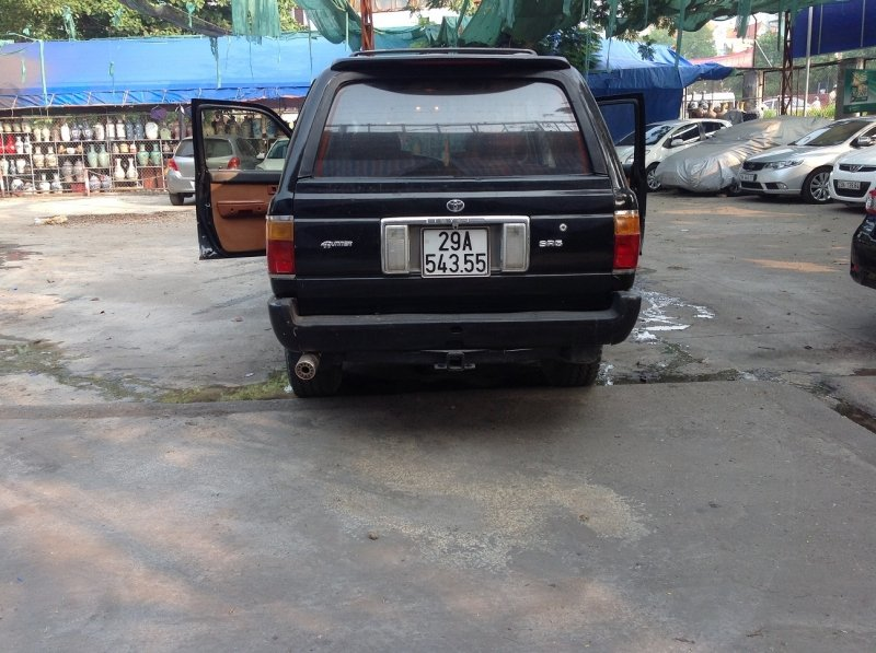 Bán xe Toyota 4 Runner  1997 cũ tại Hà Nội giá 189 Triệu-2