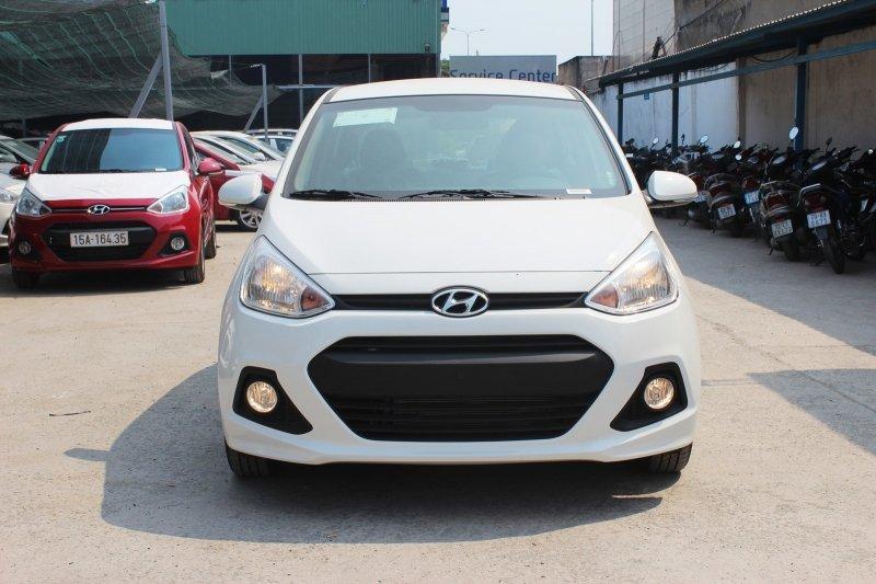 Bán xe Hyundai i10 Grand i10  2014 mới tại TP HCM giá 450 Triệu-2