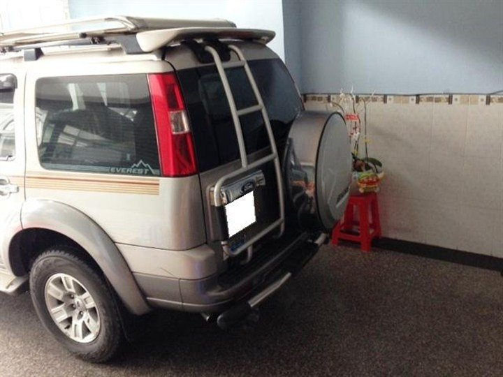 Bán xe Ford Everest  2008 cũ tại TP HCM giá 497 Triệu-8