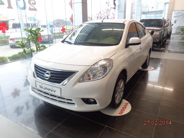 Bán xe Nissan Sunny XV 2014 mới tại Hà Nội giá 545 Triệu-1