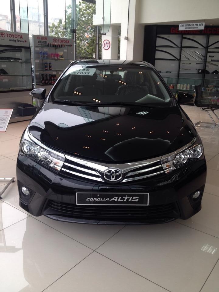 Bán xe Toyota Corolla altis 1.8 A.T 2015  tại Hà Nội giá 807 Triệu-5