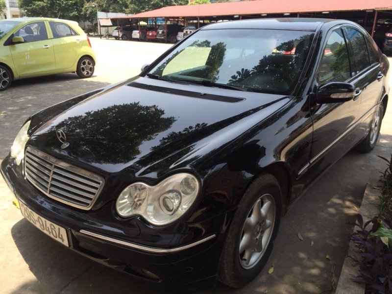 Bán xe Mercedes Benz C200  2003 cũ tại Hà Nội giá 330 Triệu-2